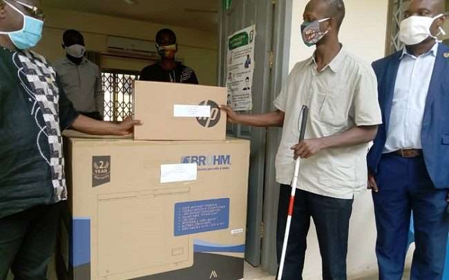 50 PWDs At EKMA Receive Support