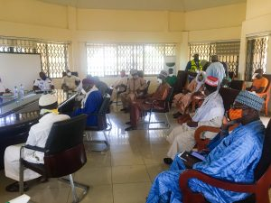 MEETING OF MUSLIM LEADERS WITHIN THE MUNICIPALITY AGAINST COVID – 19 PANDEMIC AND PRESIDENT DIRECTIVES CONCERNING RELIGIOUS ACTIVITIES